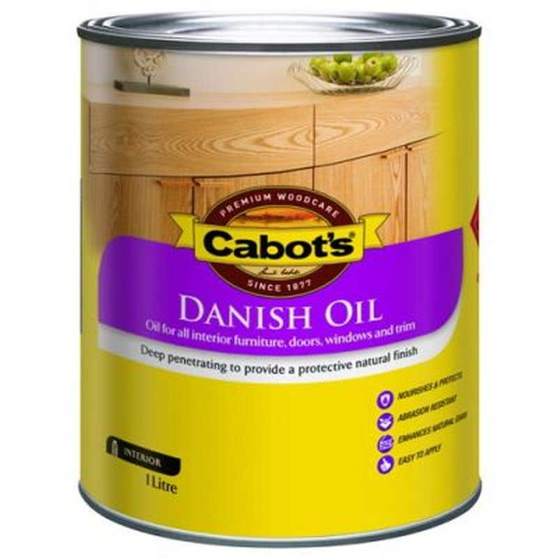 Cabot's Danish Oil