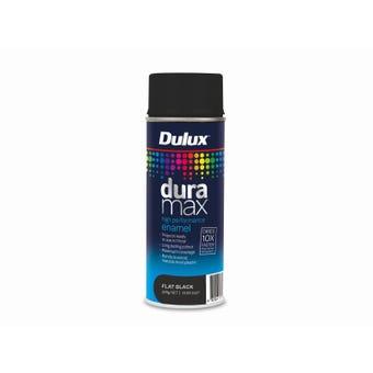Dulux Duramax 340g Flat Black