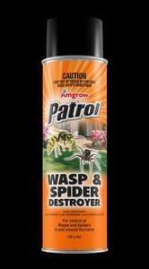 Patrol Wasp & Spider Destroyer Aerosol 350g