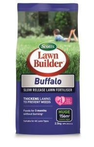 Scotts Lawn Builder Buffalo Fertiliser 2.5kg