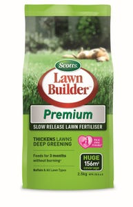 Scotts Lawn Builder Premium Fertiliser 2.5kg
