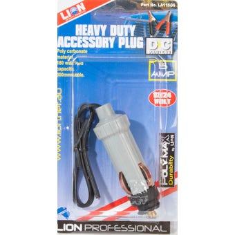 Lion Heavy Duty Accessory Plug