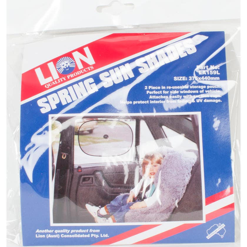 Lion Spring Sun Shade 2 Pack