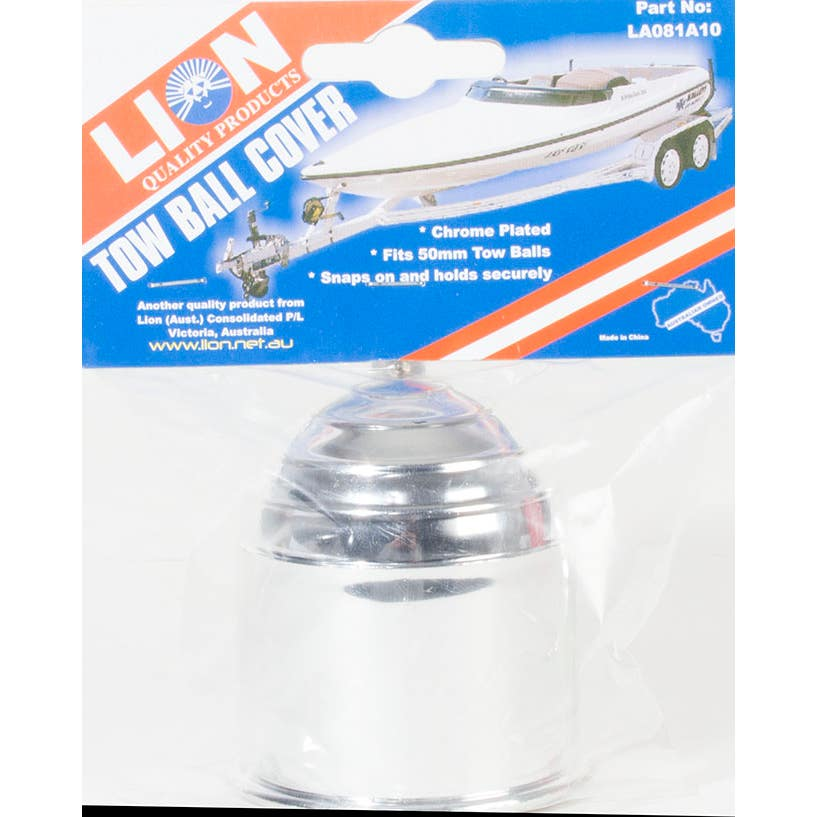 Lion Tow Ball Cover