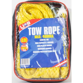 Lion 4.3m Tow Rope
