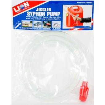 Lion Jiggler Syphon Pump