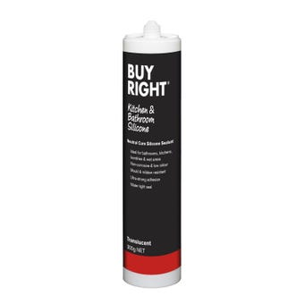 Buy Right Kitchen and Bathroom Silicone 300g