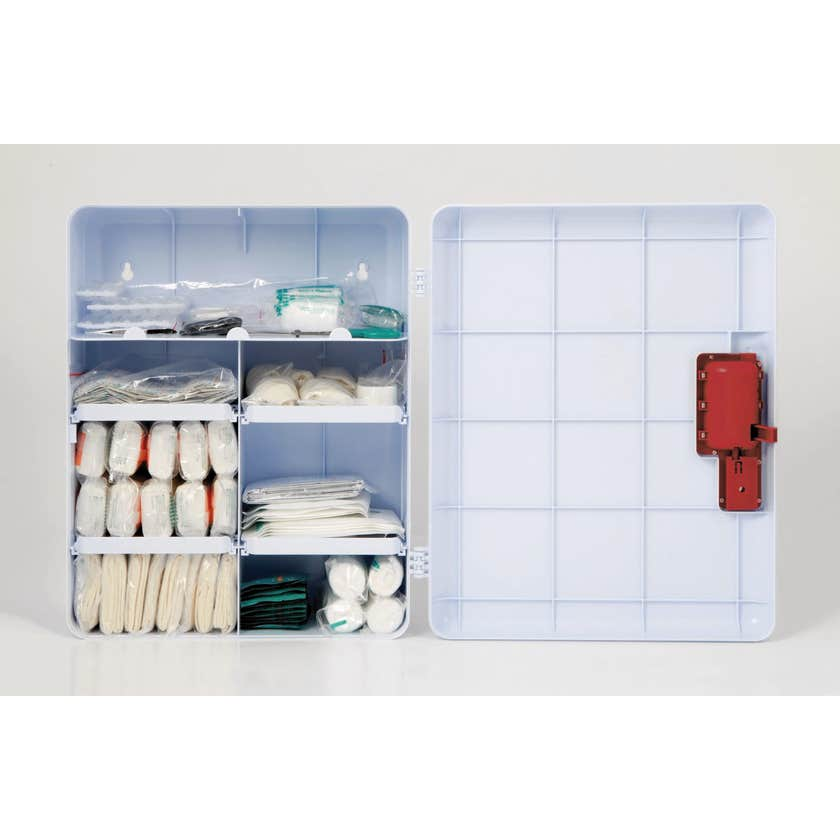 First Aid Site Kit 180 Piece