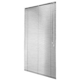 Blind Ven White Alum 180 X150Cm  25Mm
