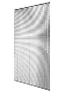 Blind Ven White Alum 90 X150Cm 25Mm