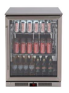 138L Single Door Beverage Cooler