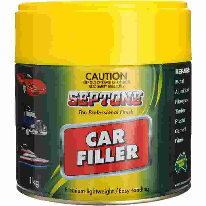 Septone 1Kg Car Filler