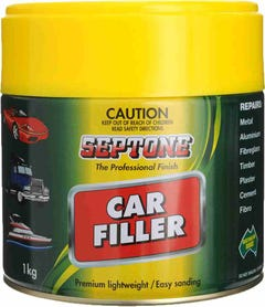 Septone 1Kg Car Filler