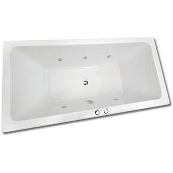 Decina Carina Santai Spa Bath 6 Jet 1675mm