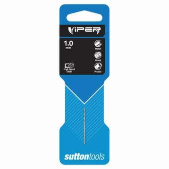 Sutton Tools Viper Jobber Drill Bit Metric