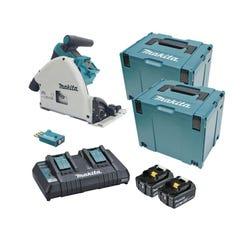 Makita 36V (18V x 2) Brushless Plunge Cut Circular Saw Kit