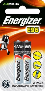 Energizer Battery AAAA Max 2 Pack