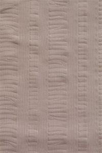 Supertex Seersuck Polyester Shower Curtain Mink