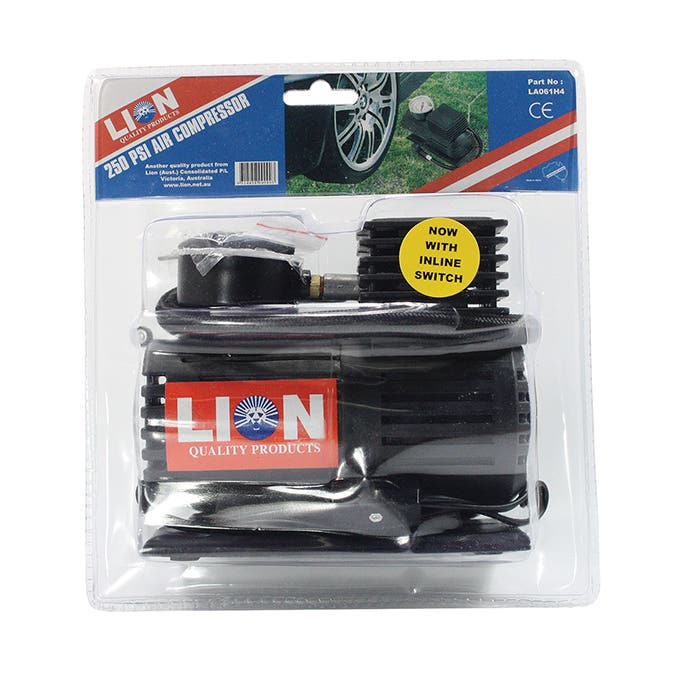 Lion 12V Air Compressor