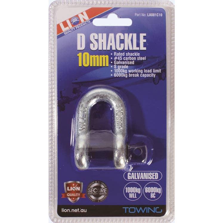 Lion D-Shackle