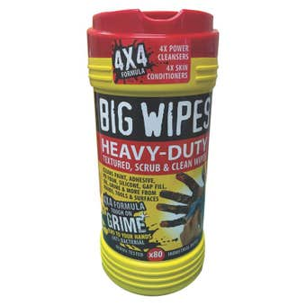 Wipes Big Multi Purpose Industrial Pk80