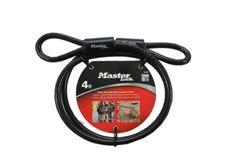 Master Lock Galvanised Padlock Cable
