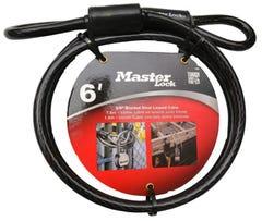 Master Lock 1.8m x 10mm Cable Braid