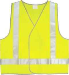 Hi Vis XXL Safety Vest