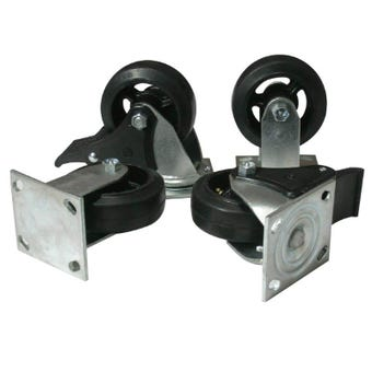 Geelong Castors for Site Box