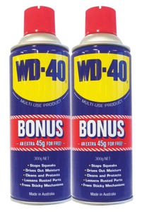 WD-40 300g Twin Pk