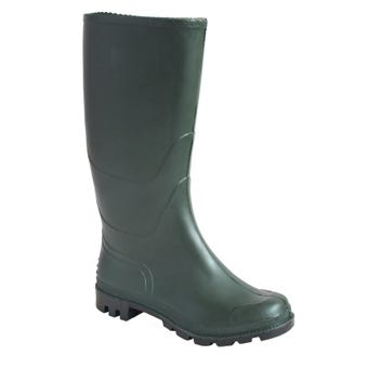 Gumboot PVC Black FW90