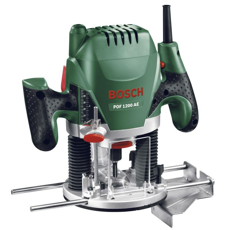 "Bosch Router 1/4"" 1200W"
