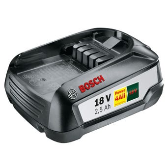 Bosch 18V Li-Ion Battery 2.5Ah