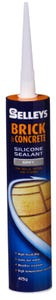 Selleys Brick & Concrete Silicone