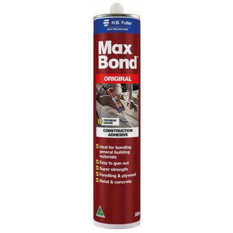 HB Fuller Max Bond Construction Adhesive