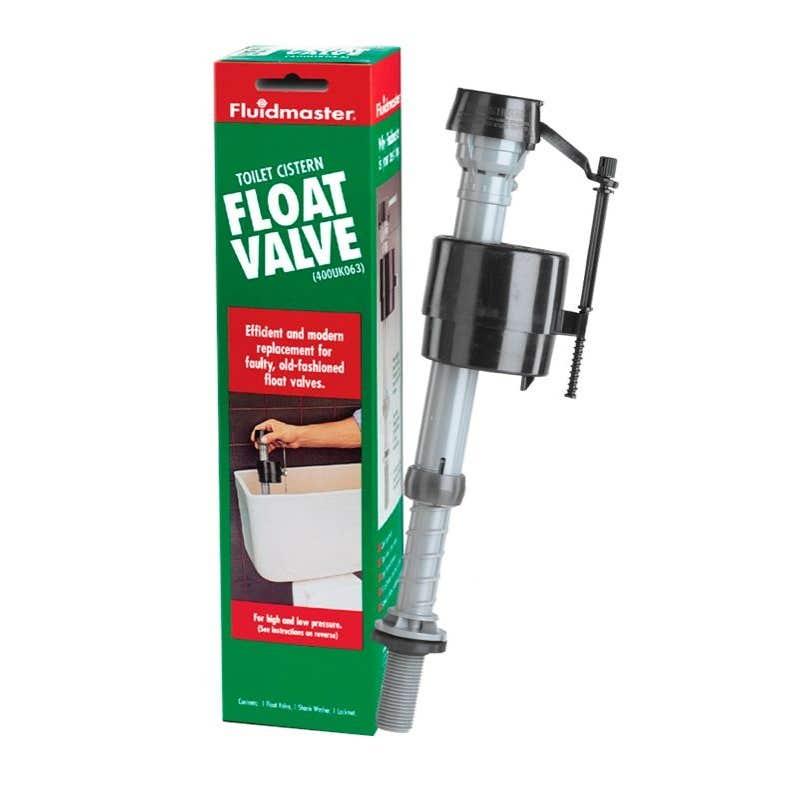 Fluidmaster Cistern Float Valve