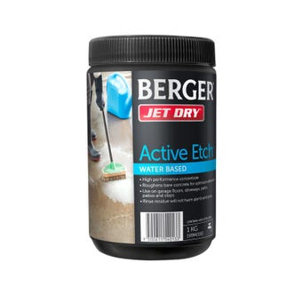 Berger Jet Dry Active Etch