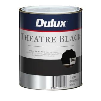 Dulux Design Theatre Black
