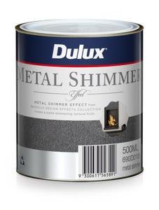Dulux Design Metal Shimmer Effect