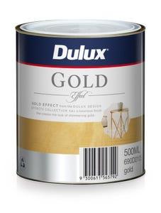 Dulux Design Gold Effect