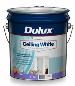Dulux Ceiling 15L White