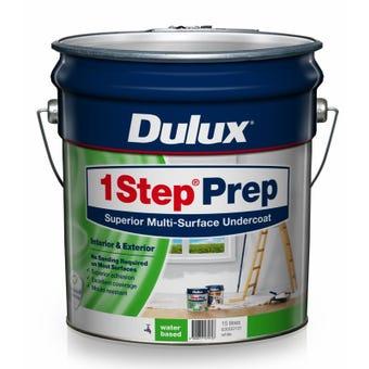 Dulux 1 Step Prep Superior Multi-Surface Undercoat 15L