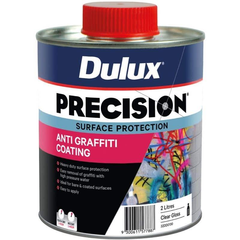 Dulux Precision Anti Graffiti Coating 2L