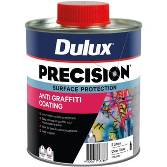 Dulux Precision Anti Graffiti Coating 2L