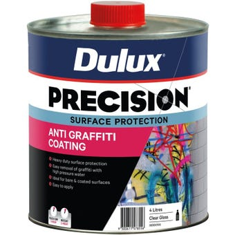 Dulux Precision Anti Graffiti Coating 4L