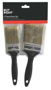 Buy Right® Paint Brush Set Pack of 2