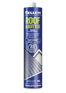Selleys Roof & Gutter Deep Ocean Silicone Sealant 300g