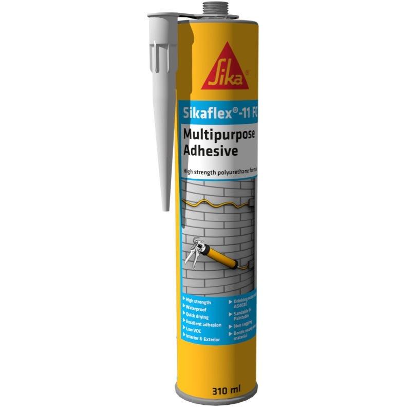 Sika Sikaflex 11FC Multipurpose Adhesive Sealant