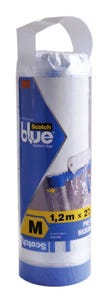 Scotch Blue Pre-Taped Masking Film Refill