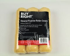 Buy Right® 230mm Roller Covers Pack of 3